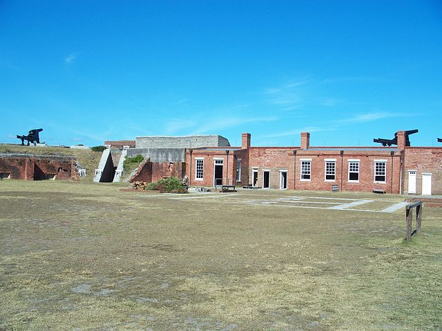 fernandina beach fort clinch state park