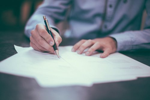 So what are the documents to sign for home buyers? There are at least five major documents required from buyers during the closing process.